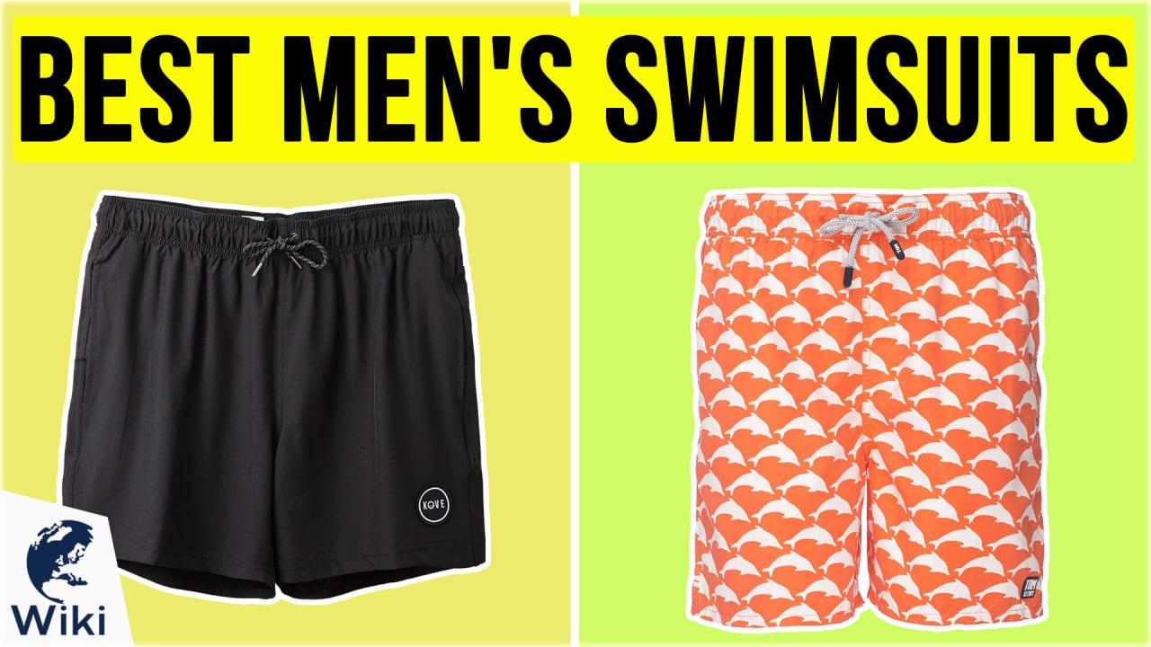 10 Best Men's Swimsuits