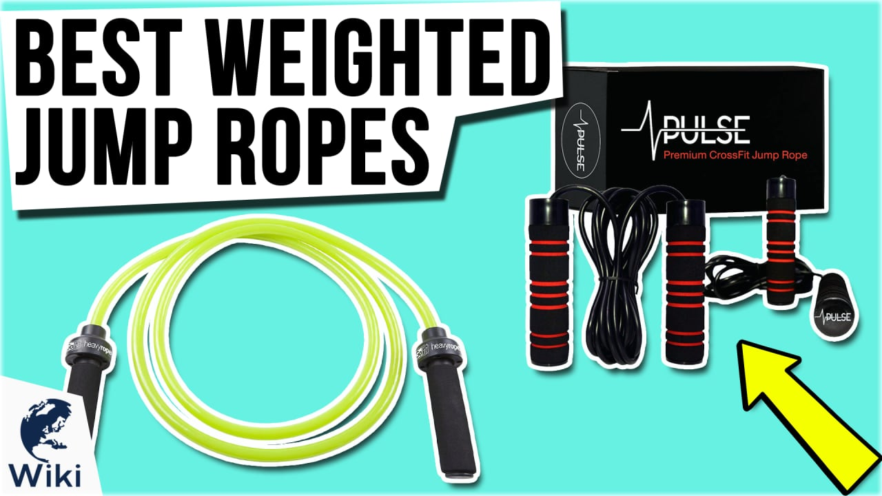 10 Best Weighted Jump Ropes