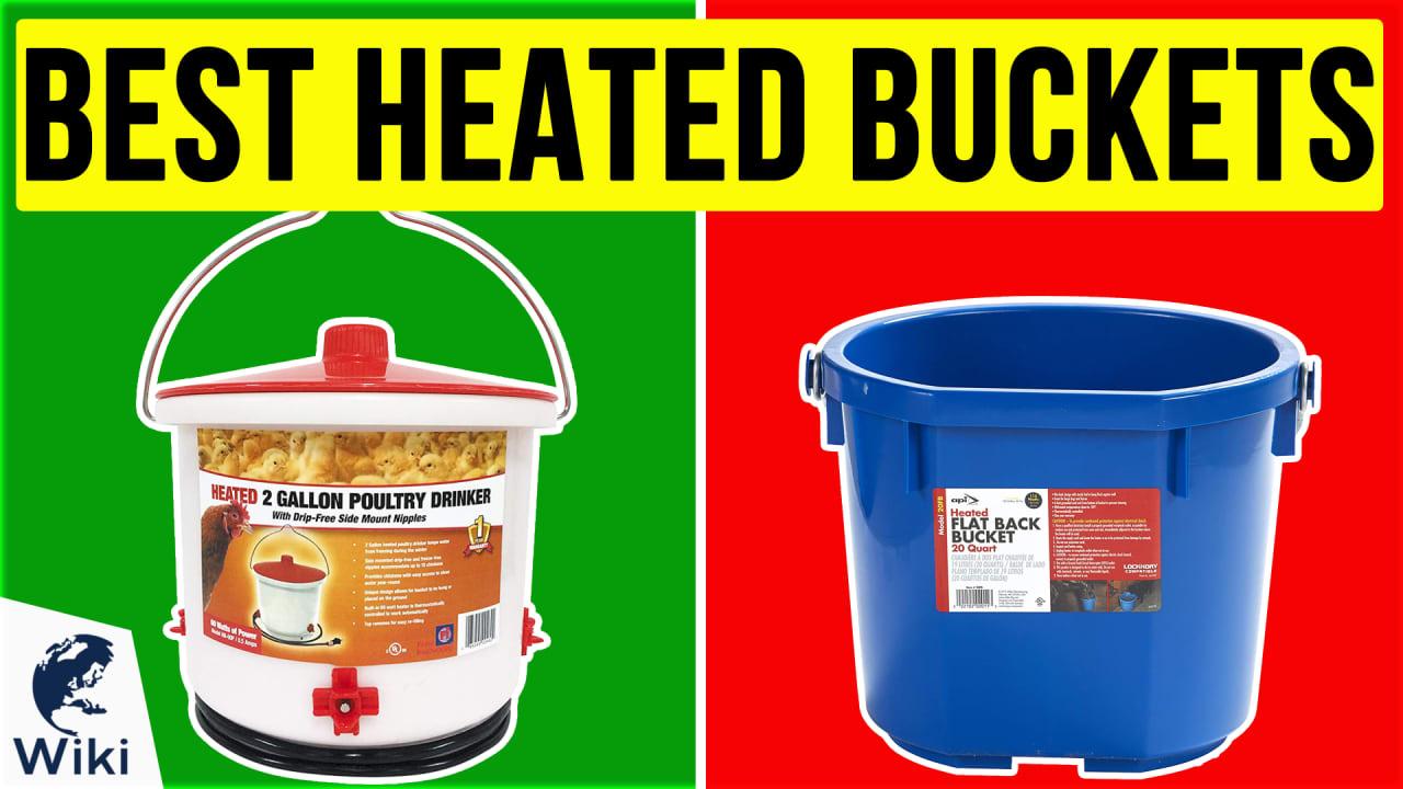 8 Best Heated Buckets
