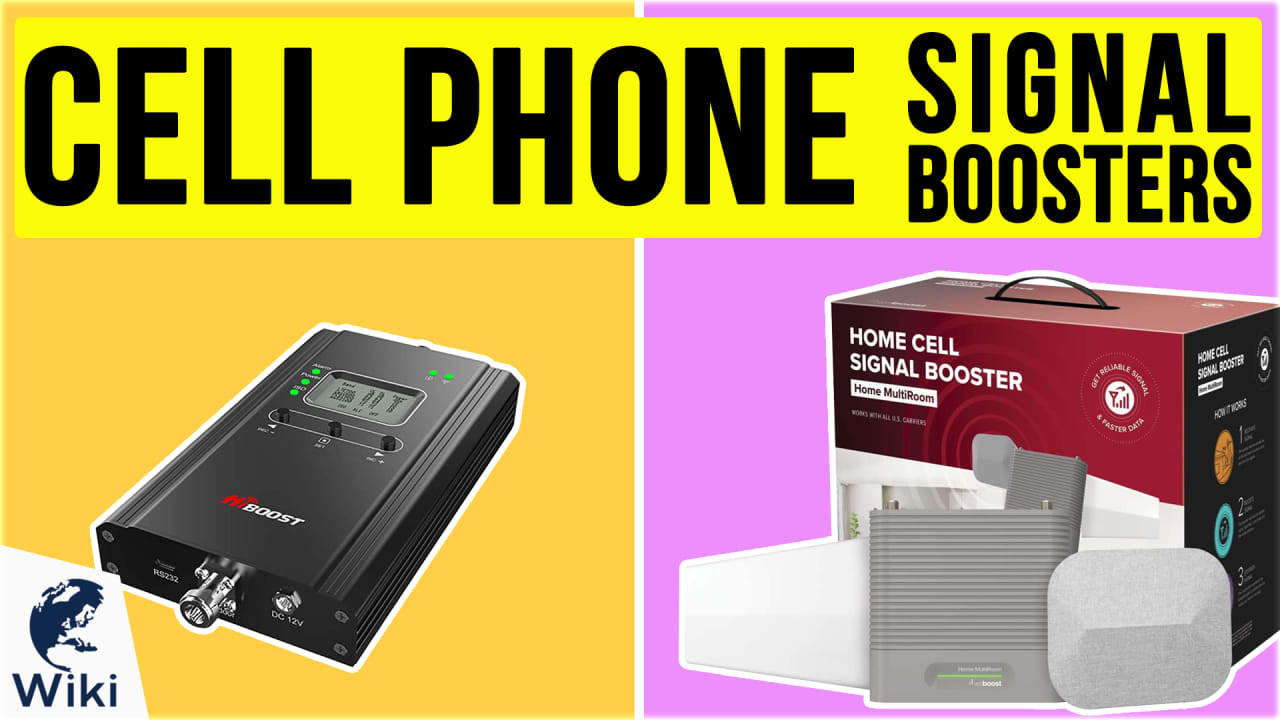 10 Best Cell Phone Signal Boosters