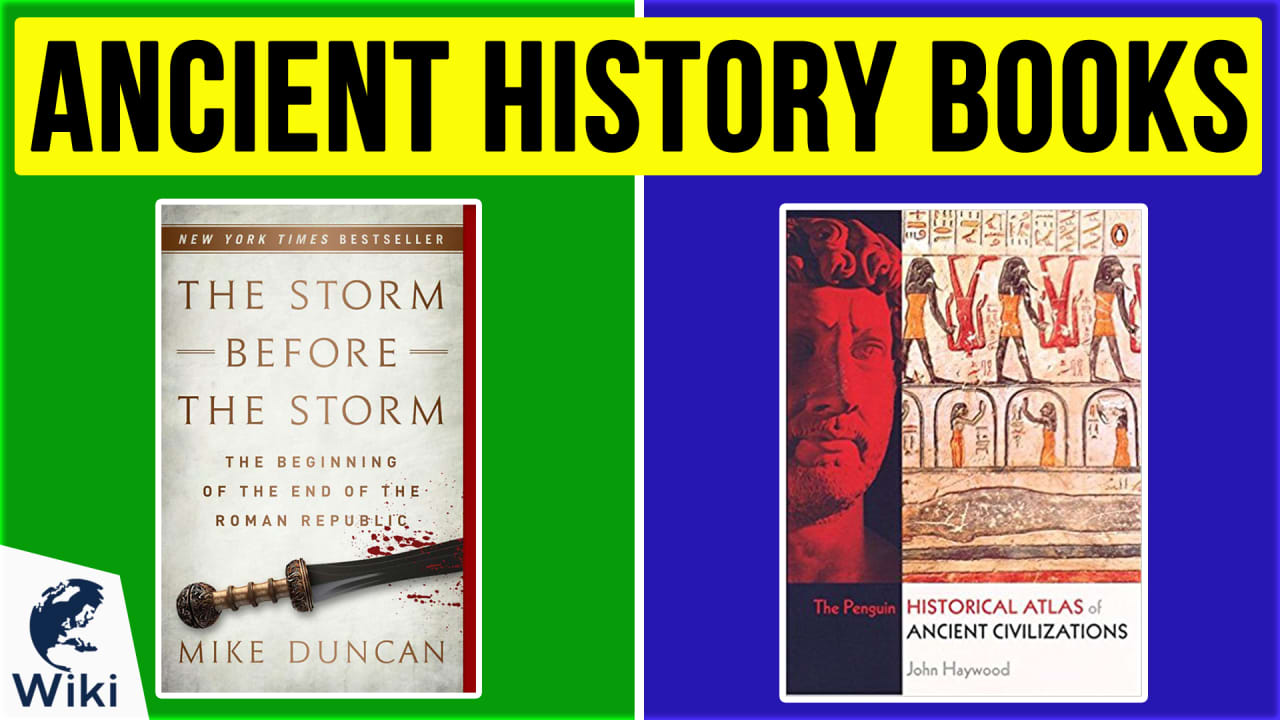 10 Best Ancient History Books