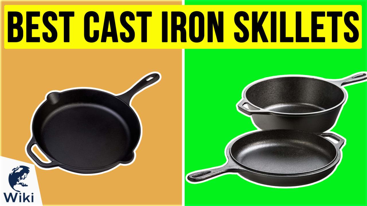 10 Best Cast Iron Skillets