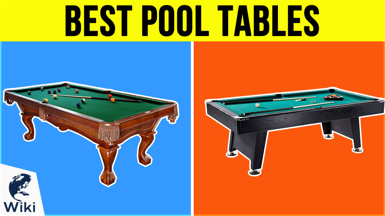 10 Best Pool Tables
