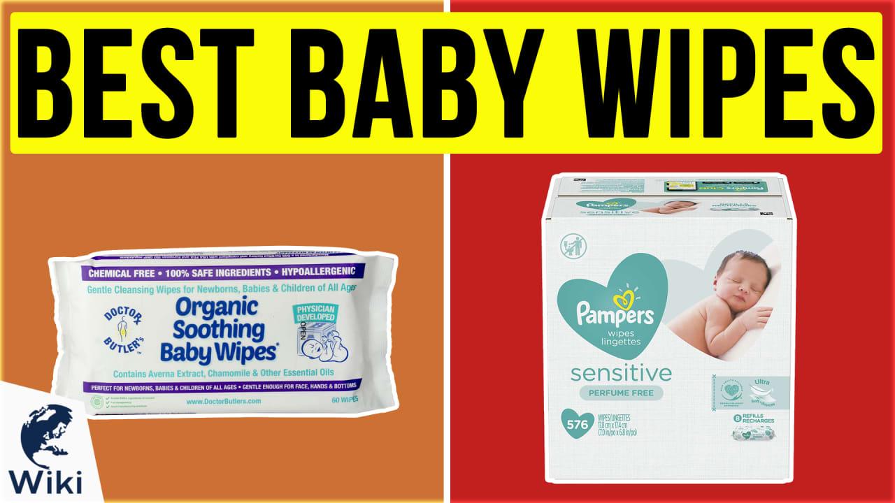 10 Best Baby Wipes
