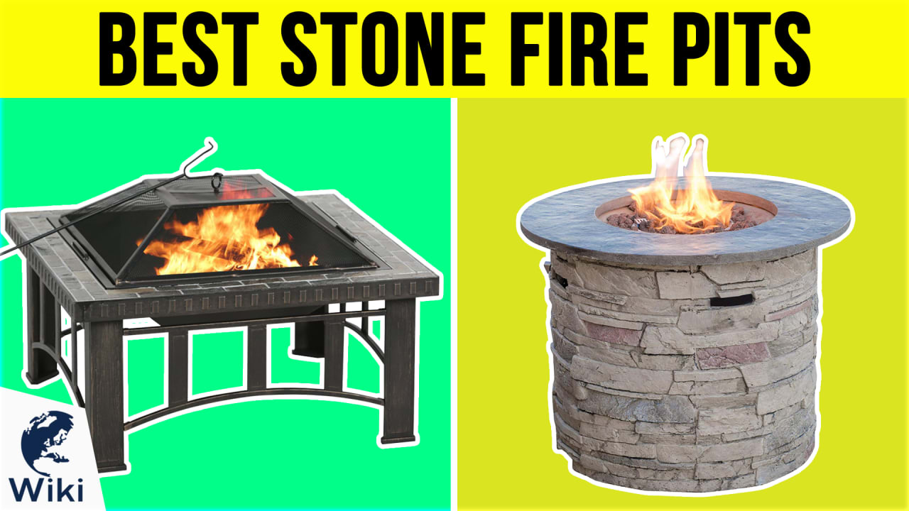 10 Best Stone Fire Pits