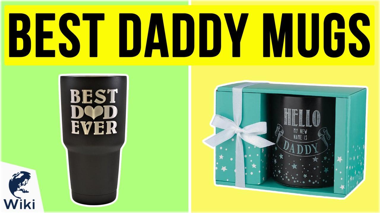 10 Best Daddy Mugs