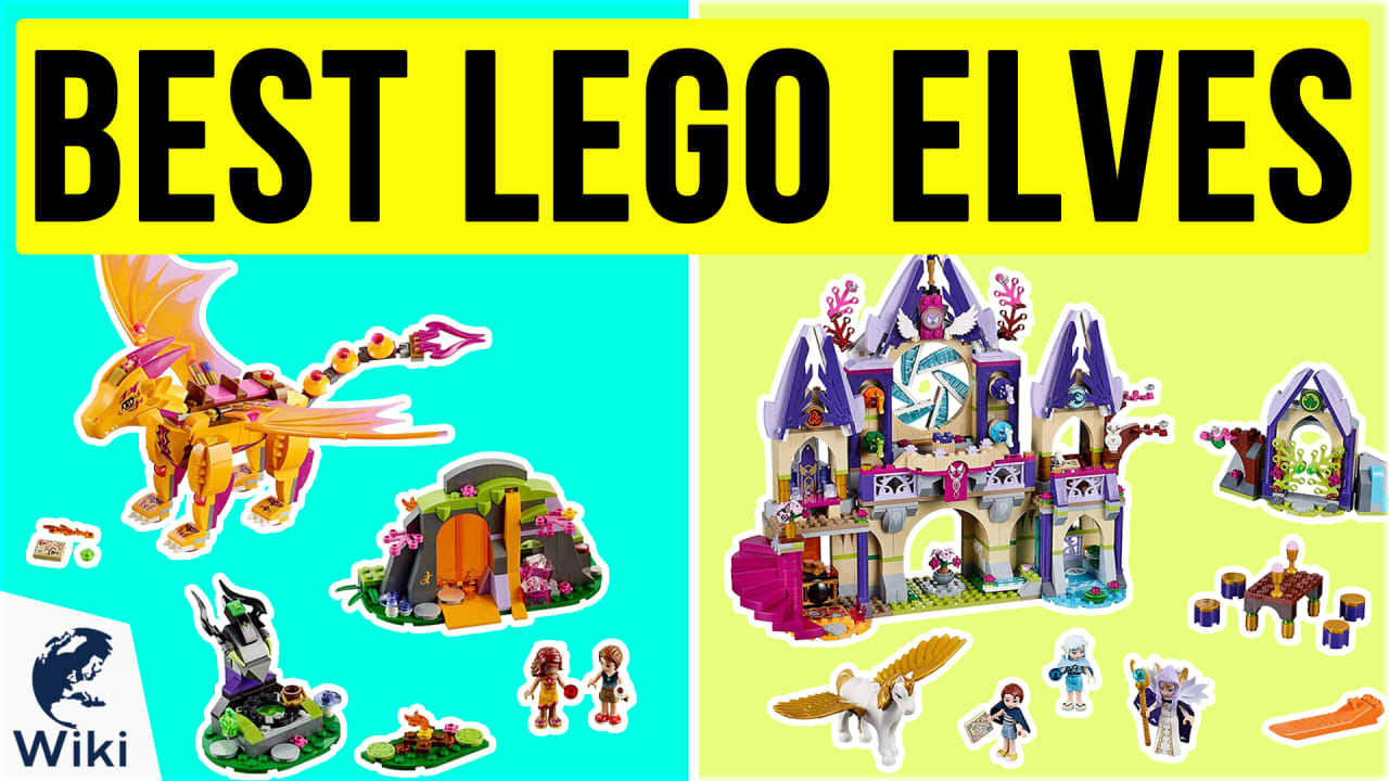 10 Best Lego Elves