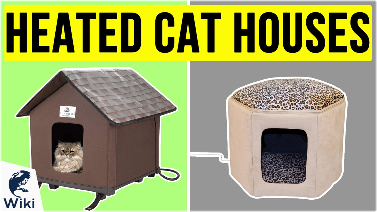 9 Best Heated Cat Houses