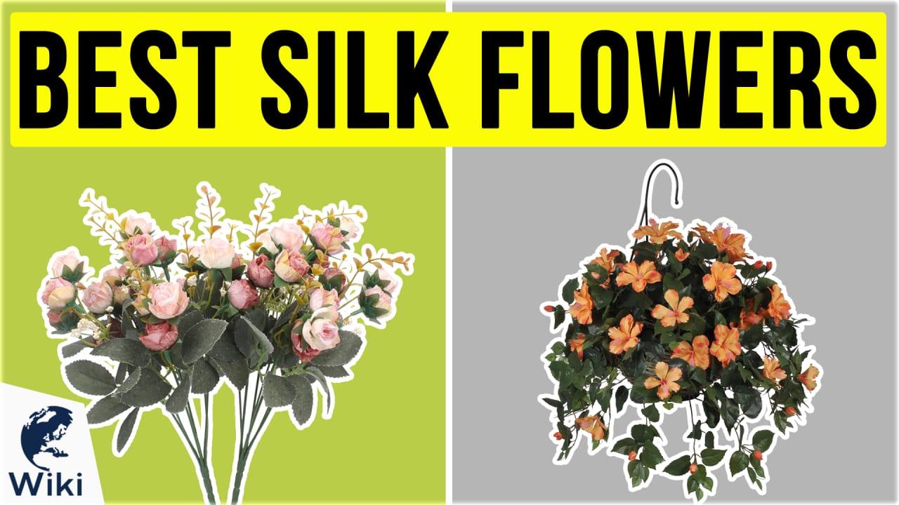 10 Best Silk Flowers
