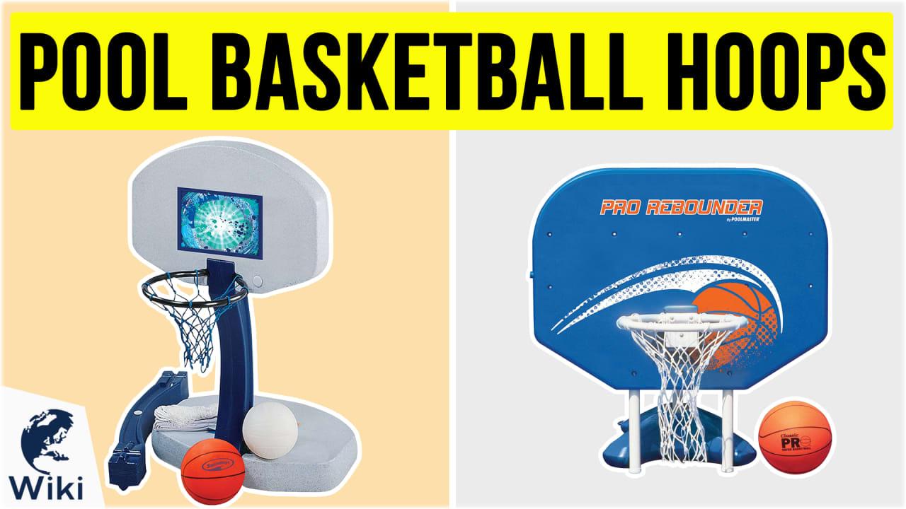 10 Best Pool Basketball Hoops