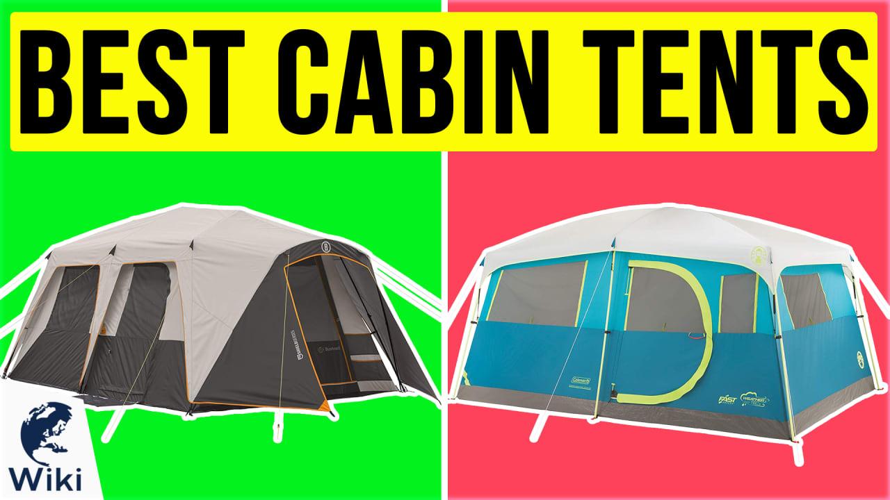 10 Best Cabin Tents