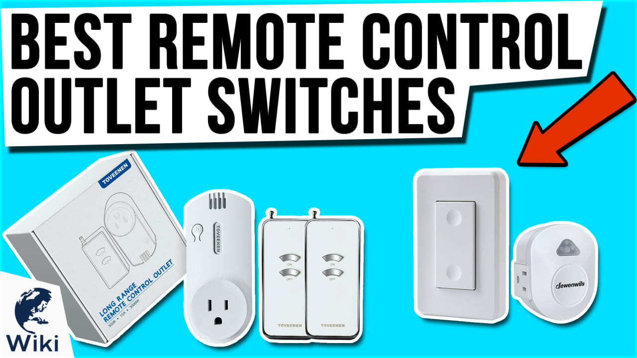 10 Best Remote Control Outlet Switches
