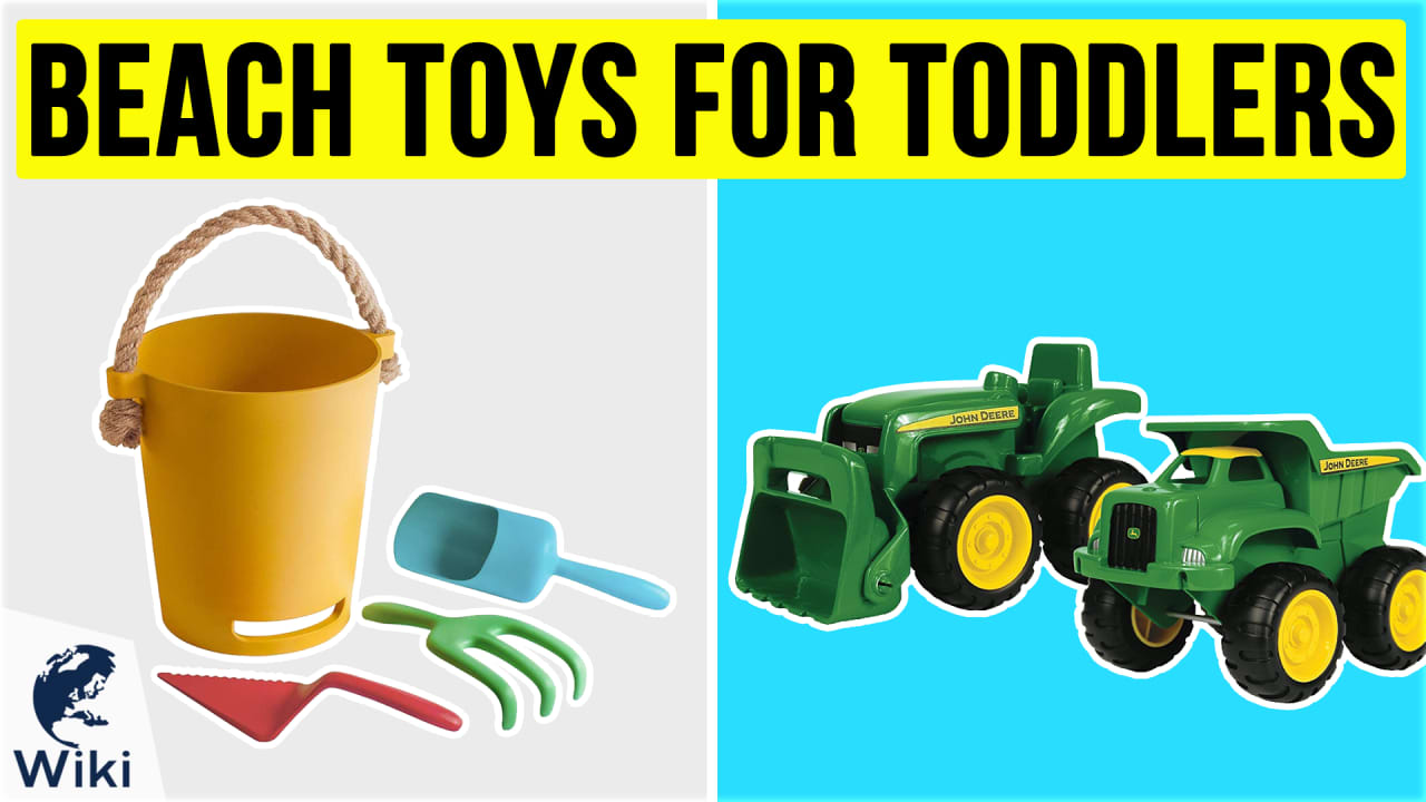 10 Best Beach Toys For Toddlers