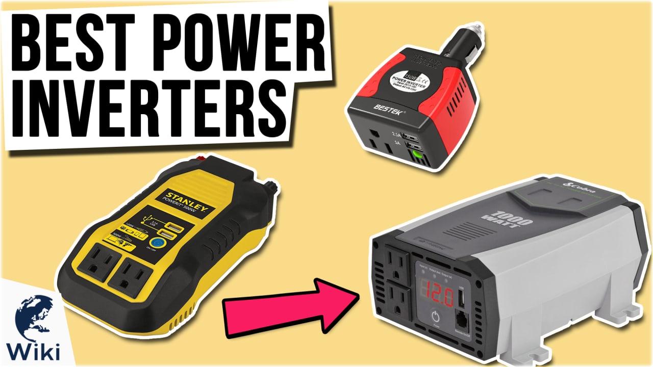 10 Best Power Inverters