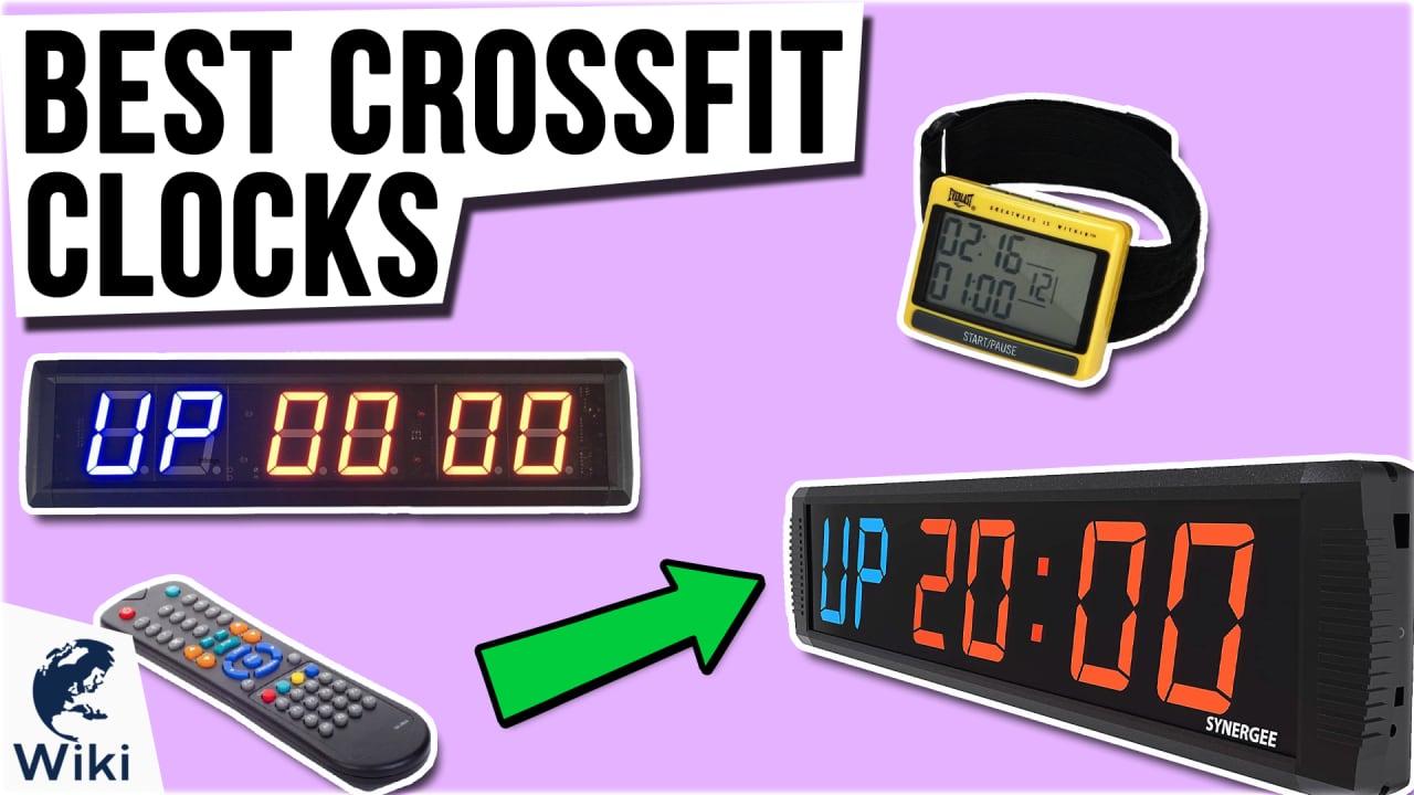 8 Best Crossfit Clocks