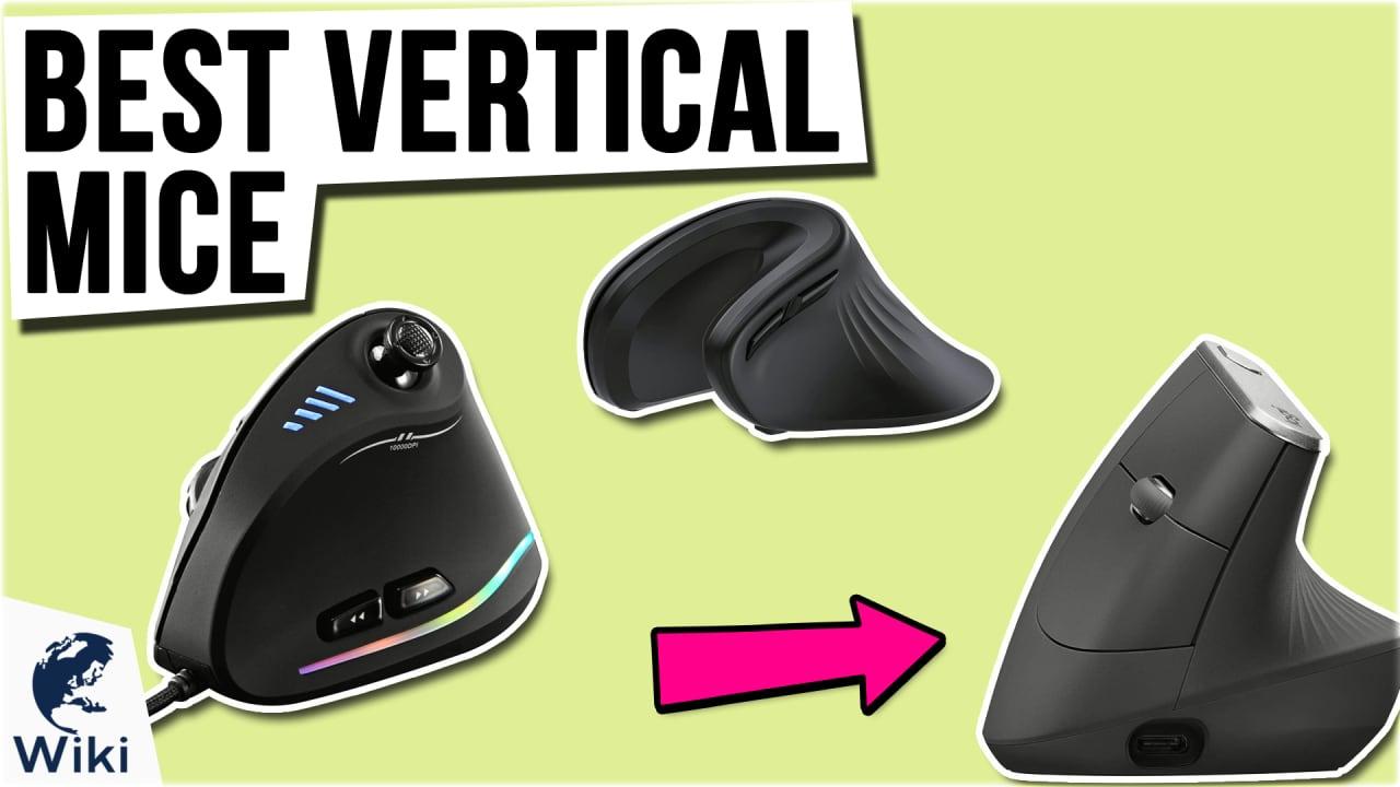 10 Best Vertical Mice