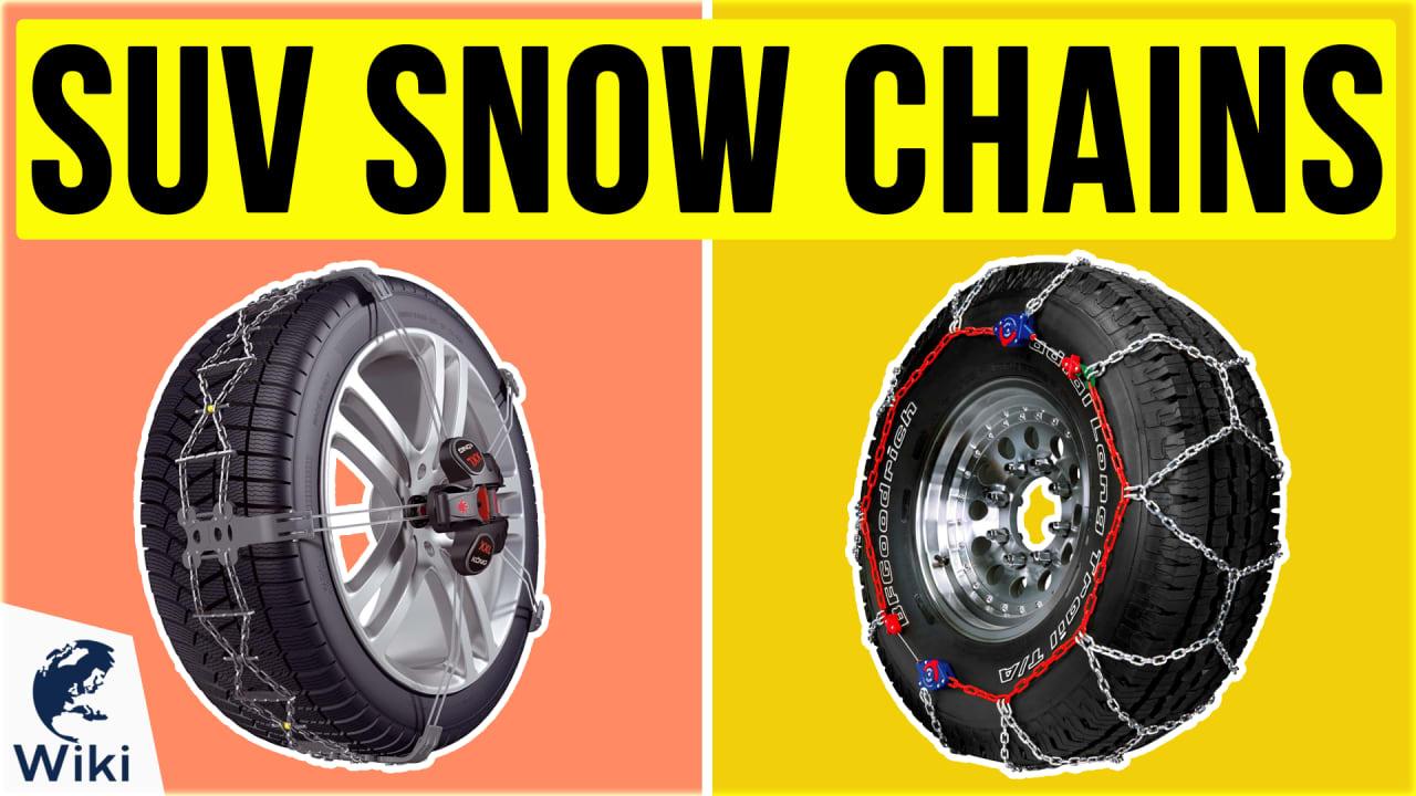 10 Best SUV Snow Chains