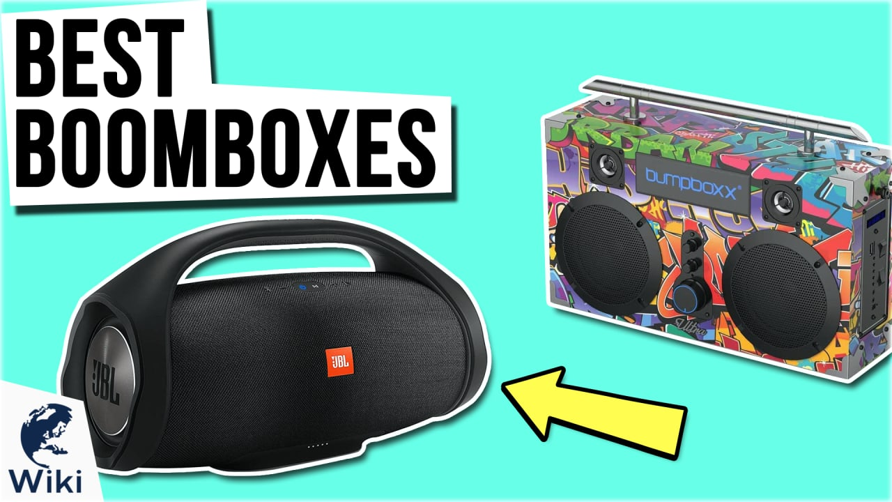 10 Best Boomboxes