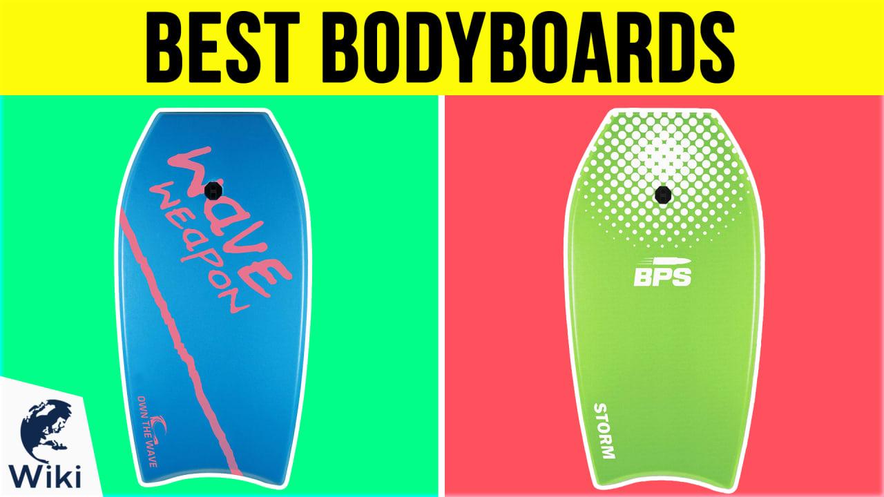 10 Best Bodyboards