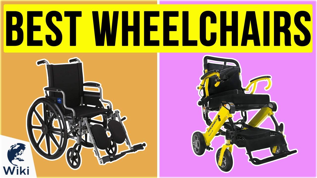 10 Best Wheelchairs
