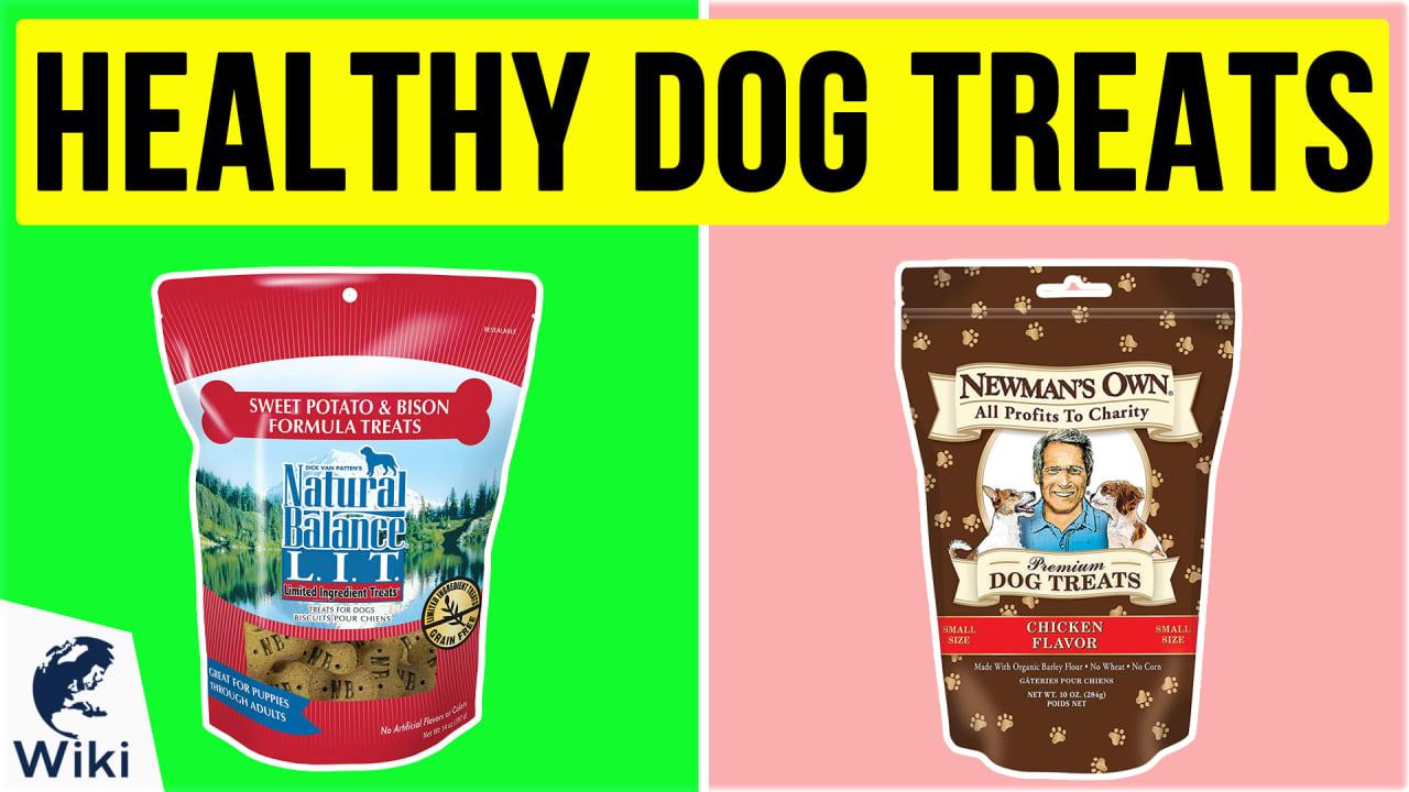 10 Best Healthy Dog Treats