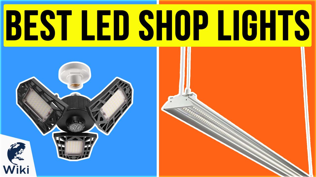 10 Best LED Shop Lights