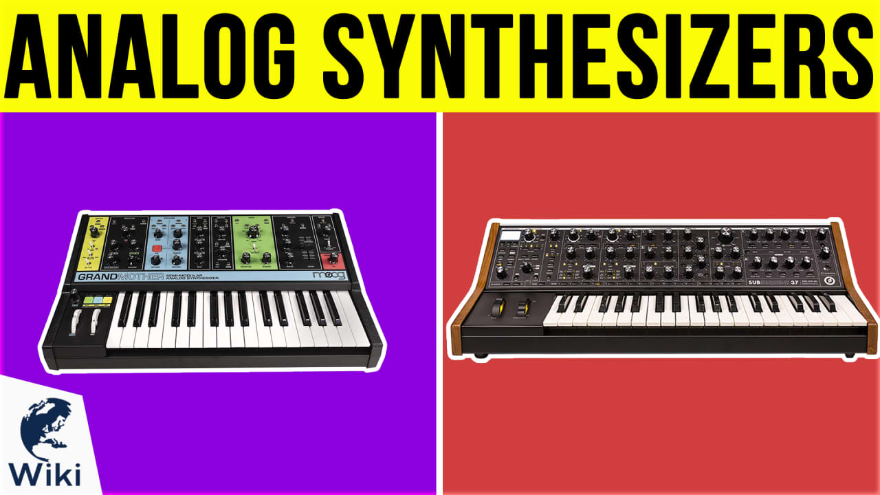 10 Best Analog Synthesizers