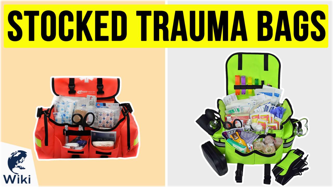 8 Best Stocked Trauma Bags