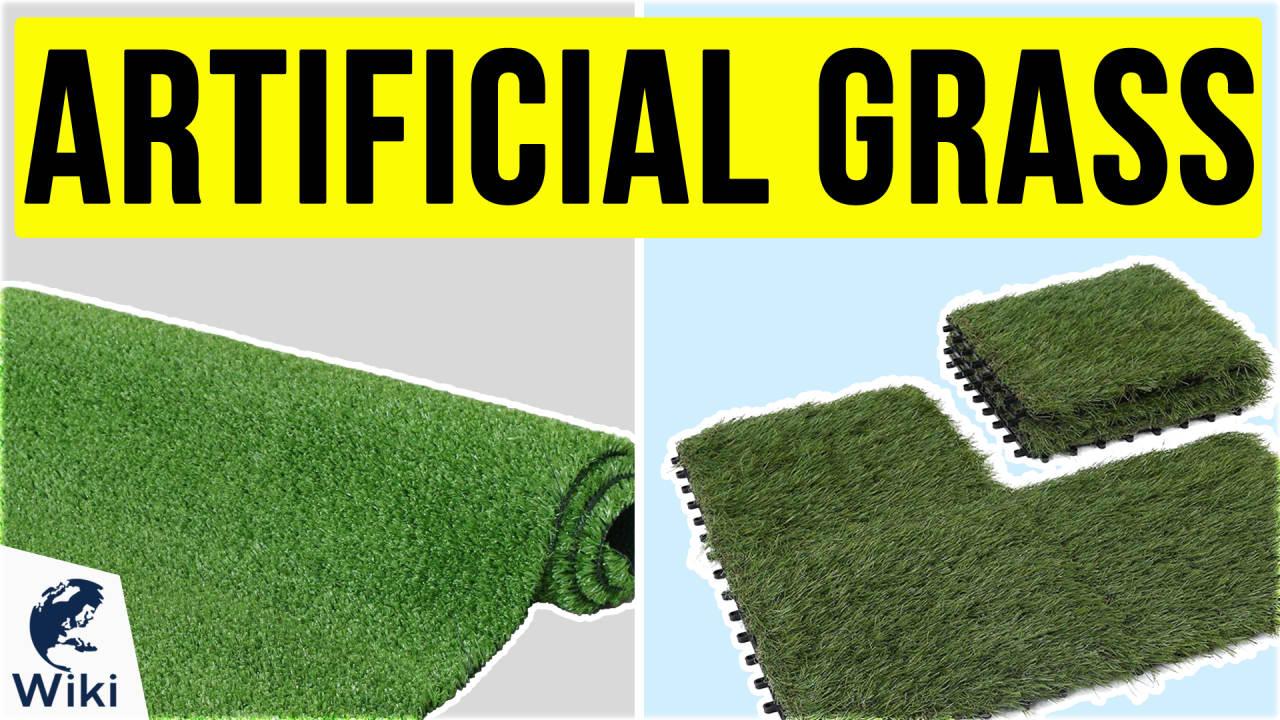 7 Best Artificial Grass