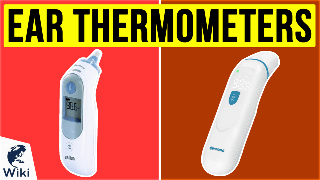 6 Best Ear Thermometers