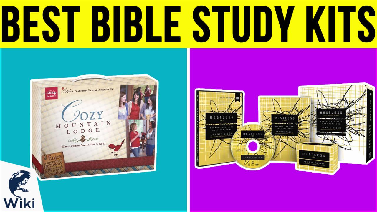 6 Best Bible Study Kits