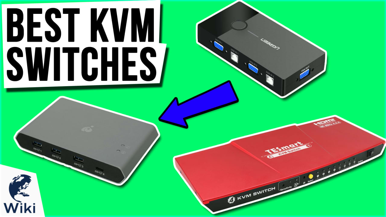 7 Best KVM Switches