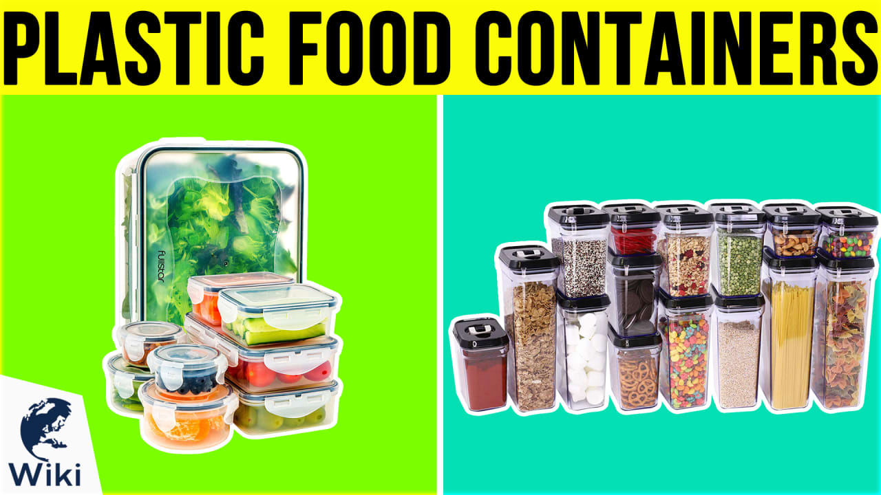 10 Best Plastic Food Containers