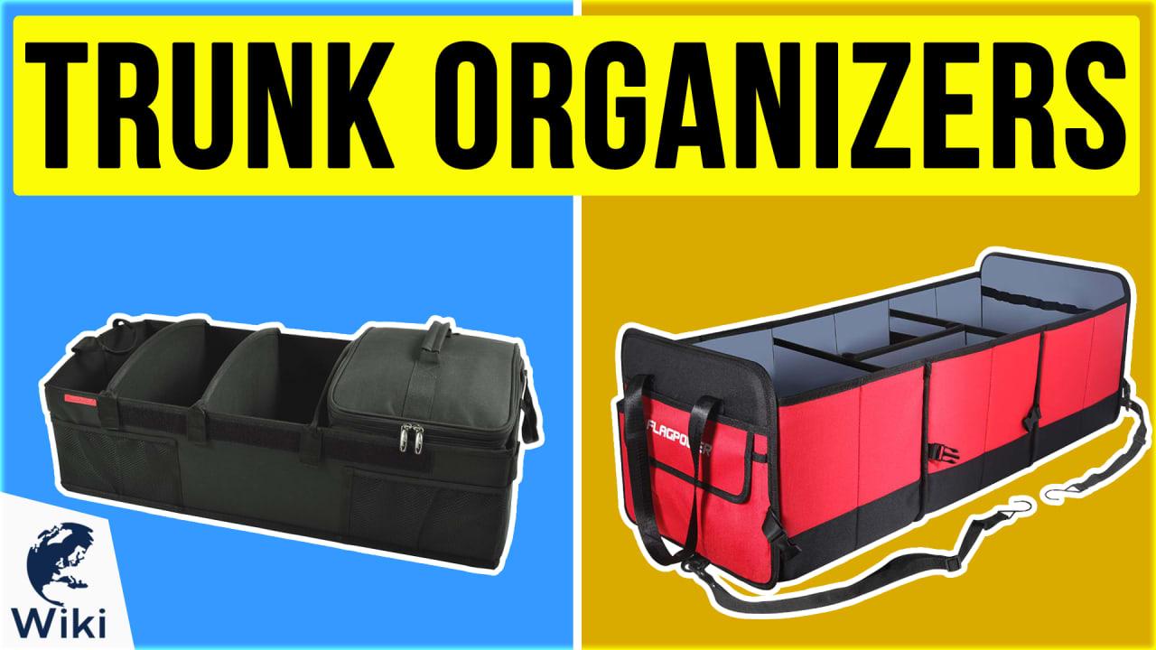 10 Best Trunk Organizers