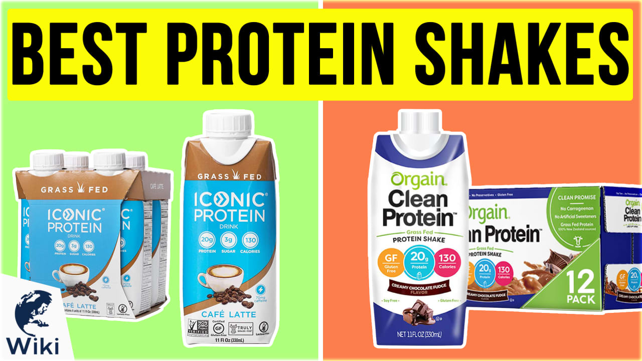 10 Best Protein Shakes