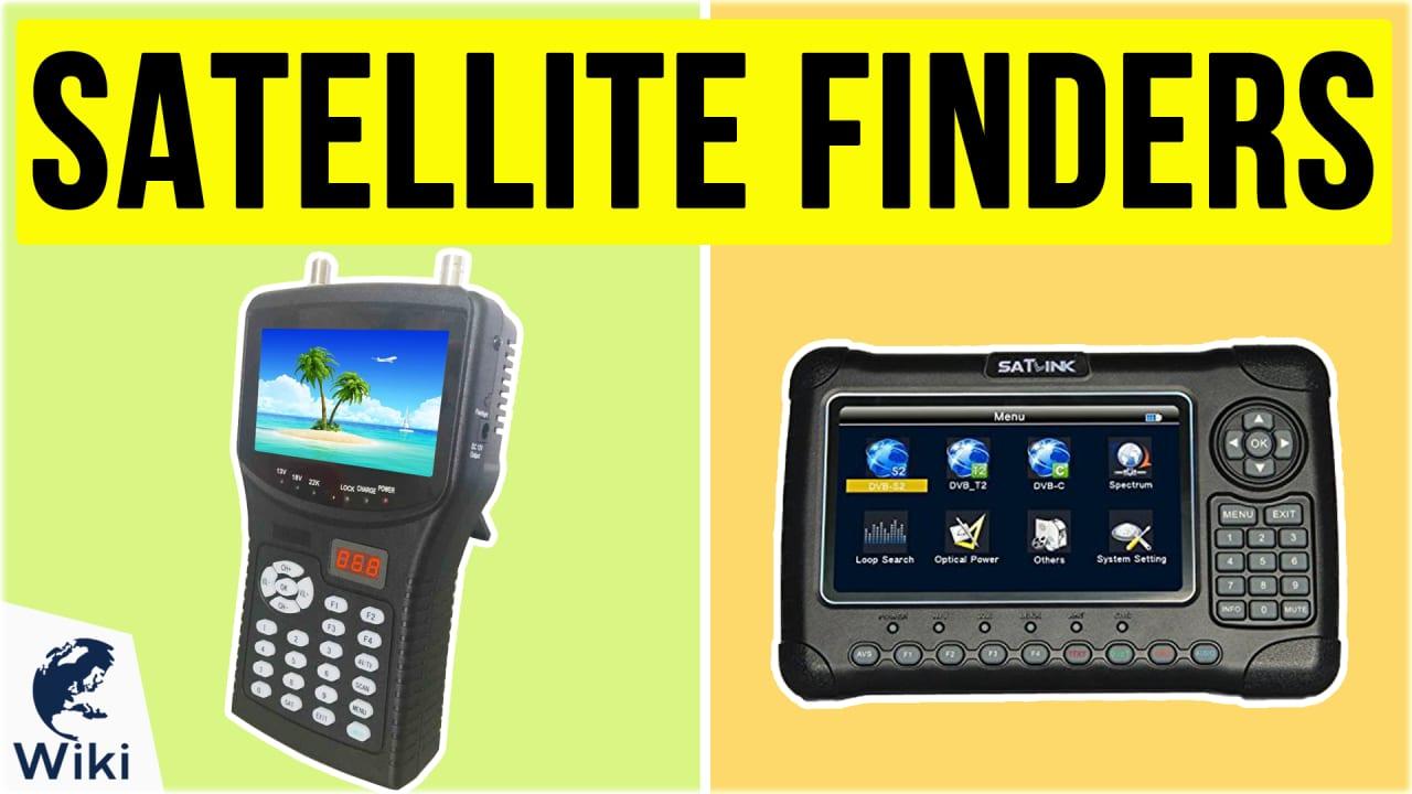 10 Best Satellite Finders