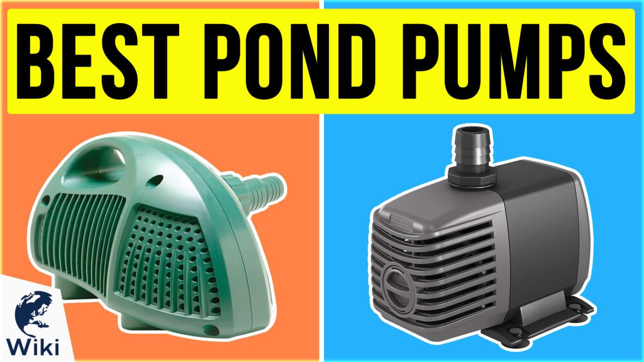 10 Best Pond Pumps