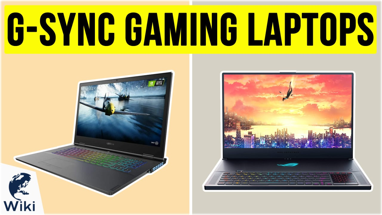 10 Best G-SYNC Gaming Laptops