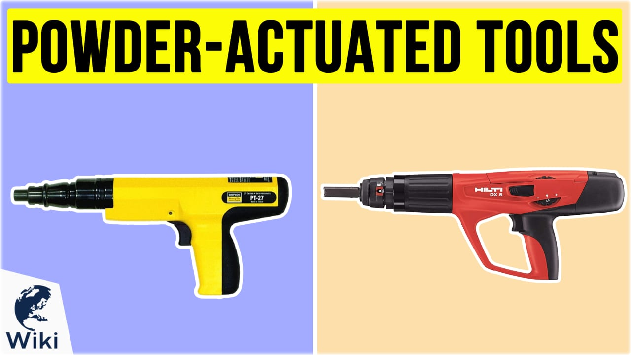 8 Best Powder-Actuated Tools