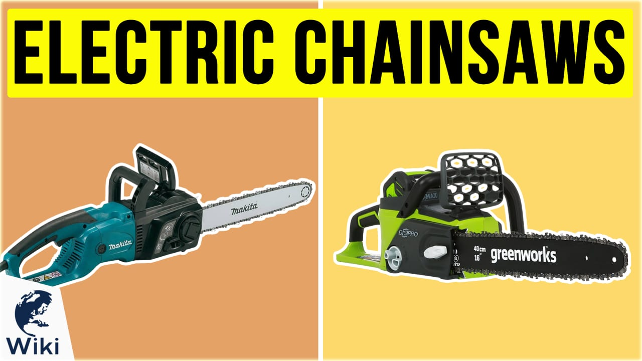 10 Best Electric Chainsaws