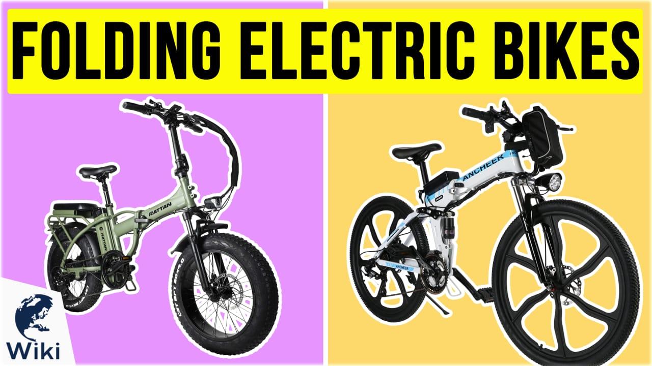 10 Best Folding Electric Bikes