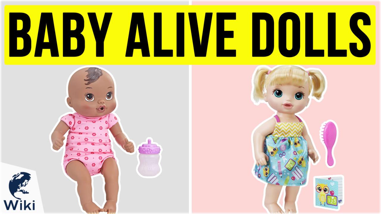 10 Best Baby Alive Dolls