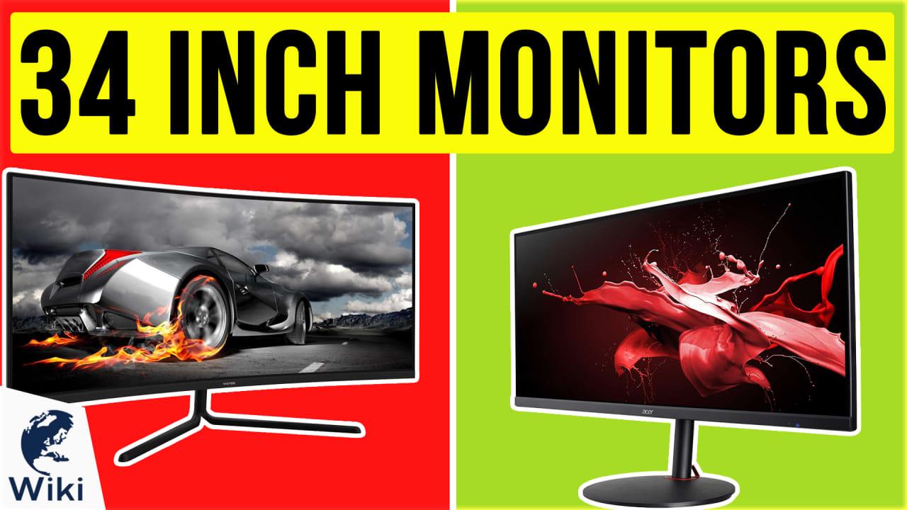 10 Best 34 Inch Monitors