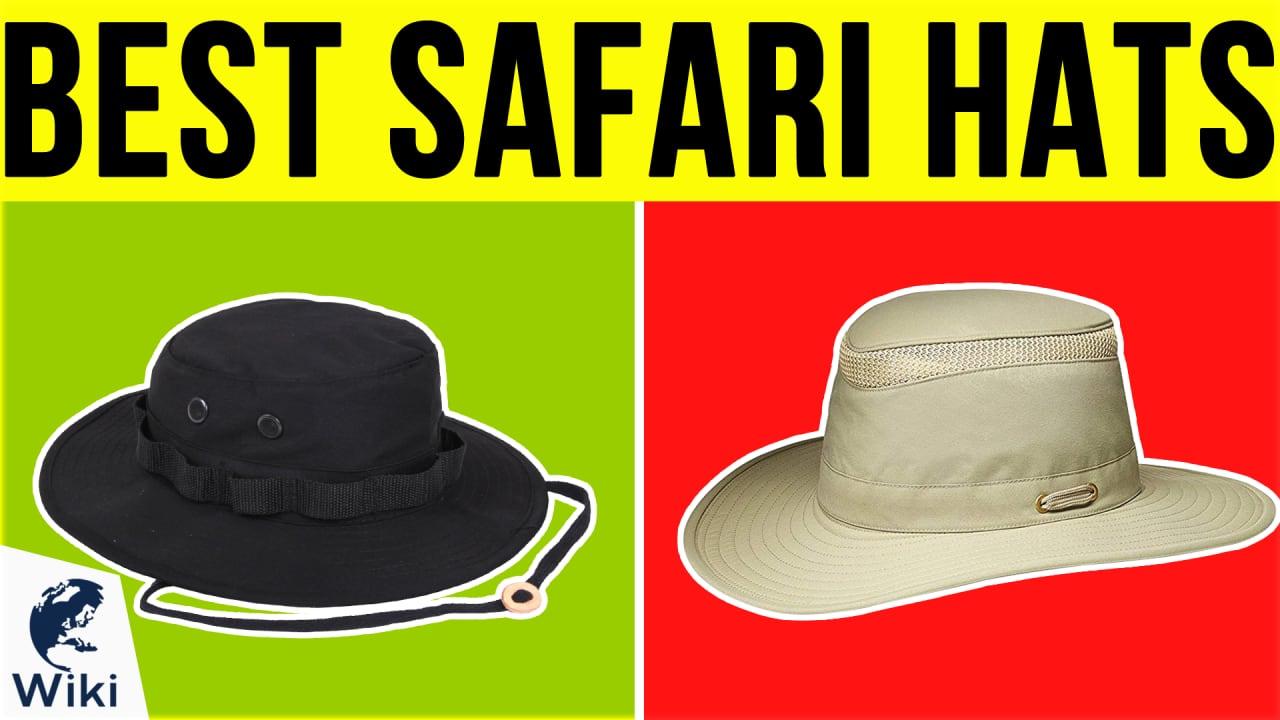 10 Best Safari Hats