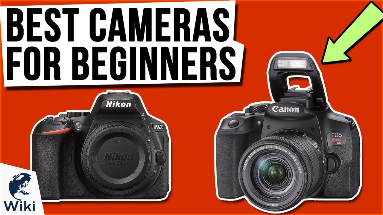 10 Best Cameras For Beginners