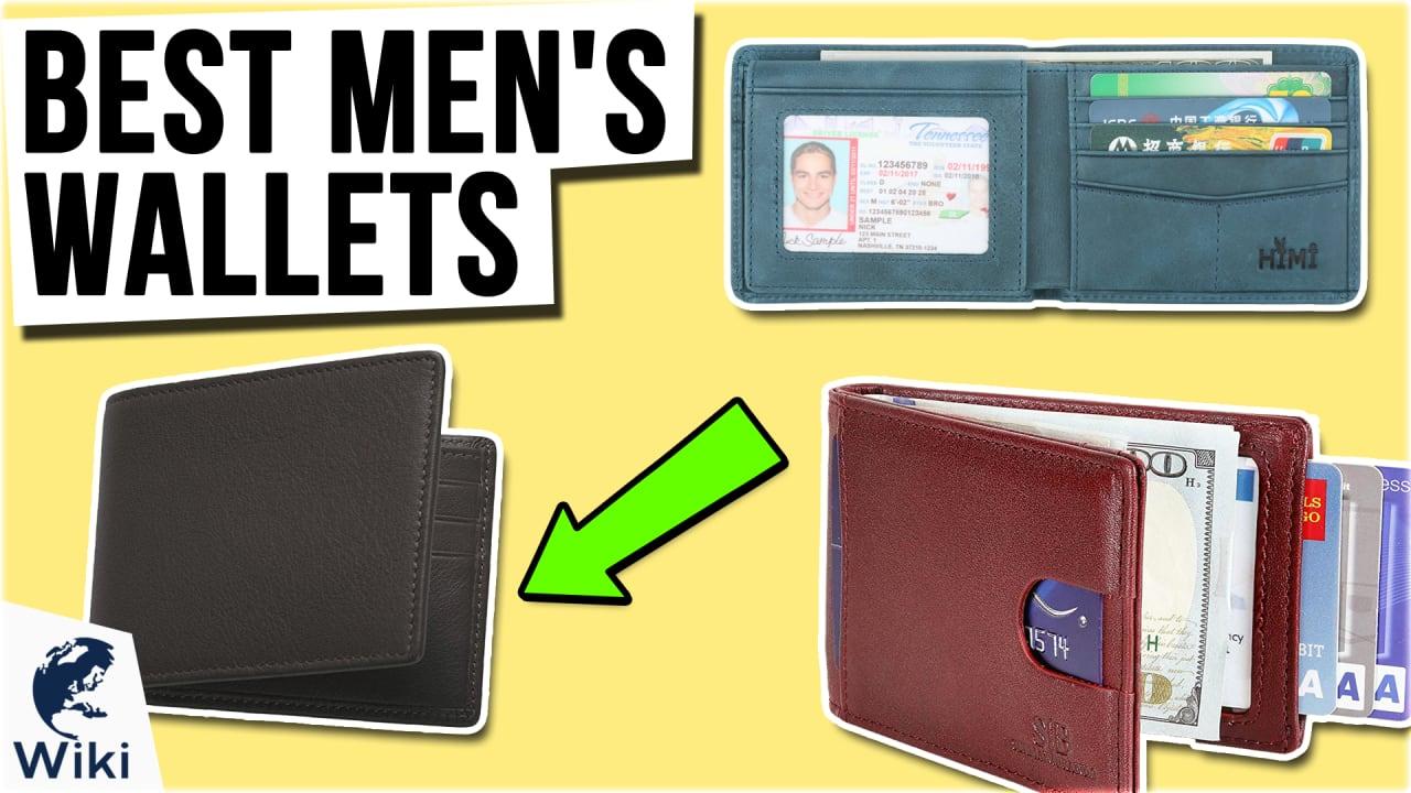 10 Best Men's Wallets