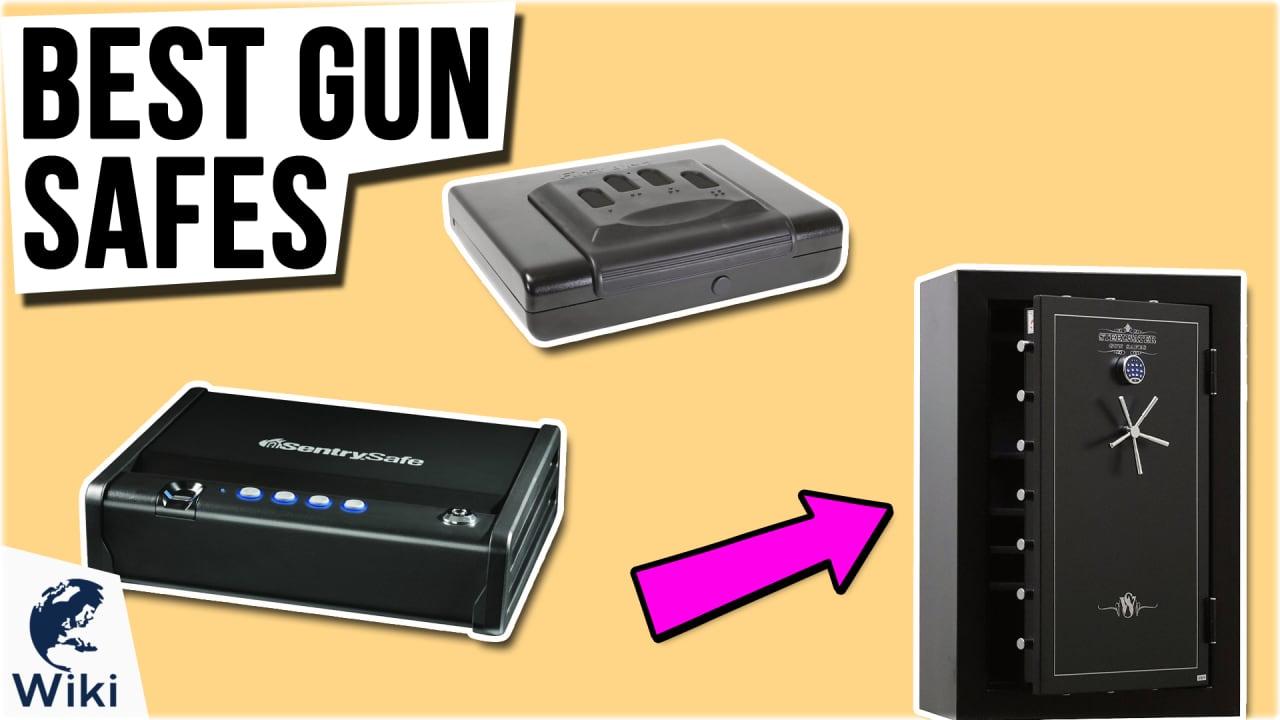 10 Best Gun Safes