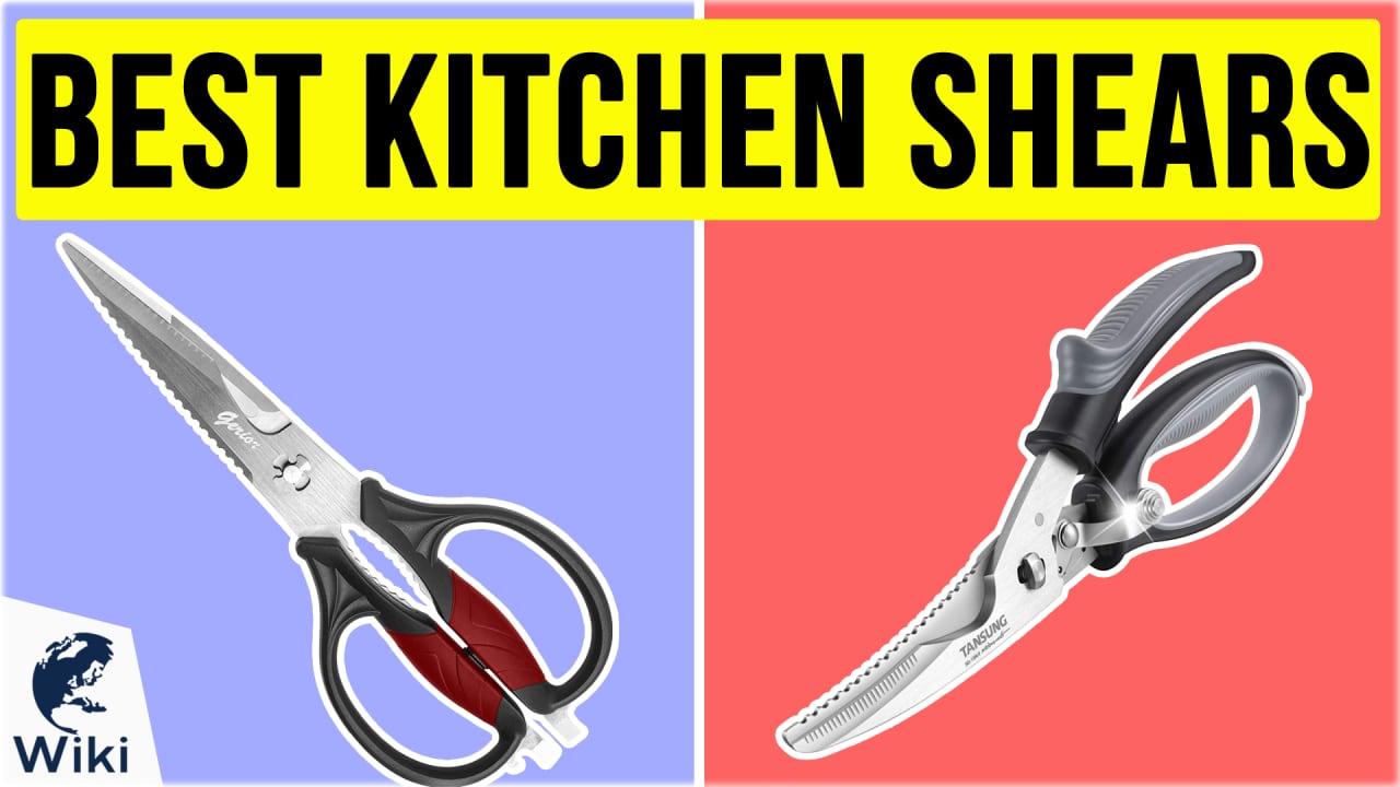 8 Best Kitchen Shears