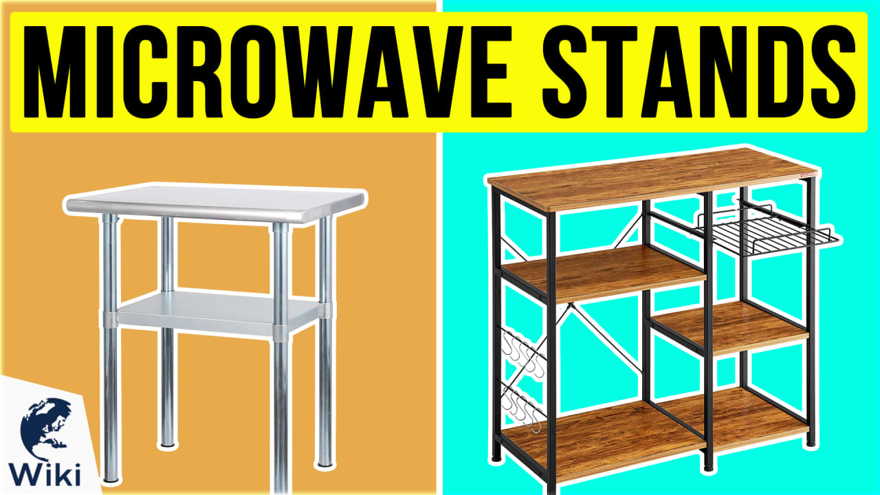 10 Best Microwave Stands