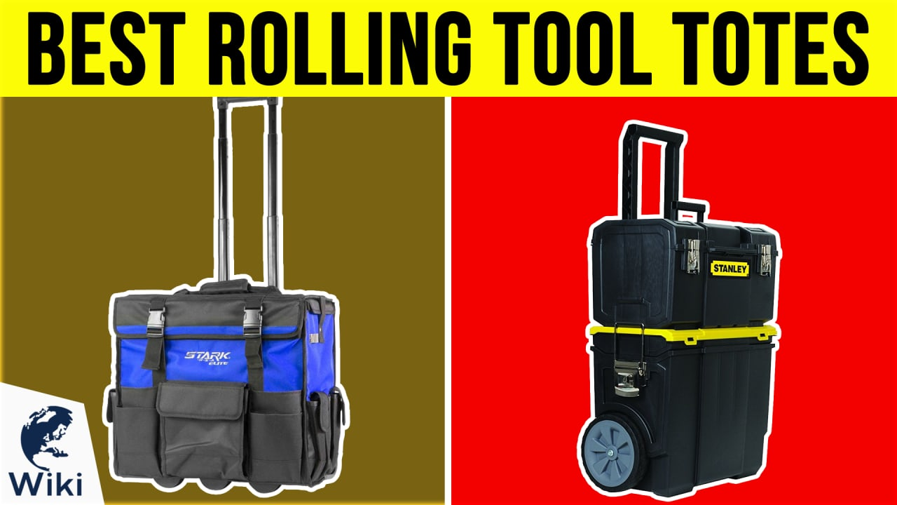 10 Best Rolling Tool Totes